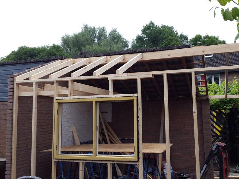 Uitbouw Van Schuur Kettman 02 G Verweij Bouw Veenendaal